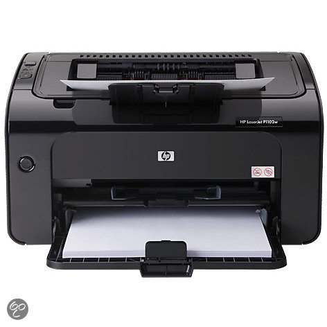 HP LaserJet Pro P1102w - Printer