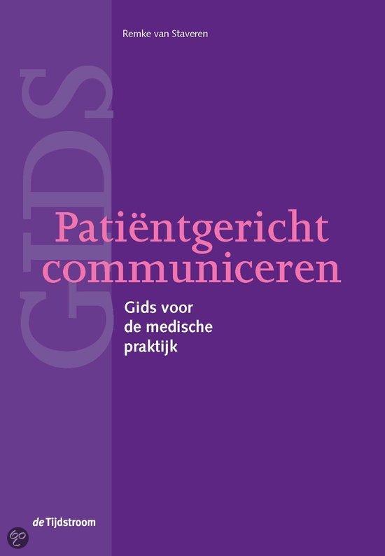 Patientgericht communiceren