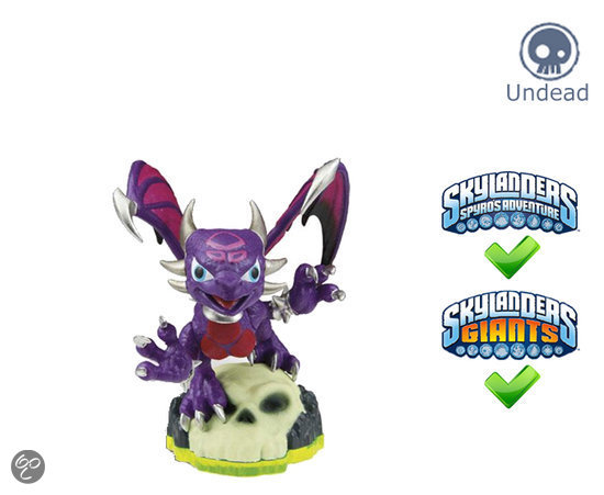 Skylanders Spyro's Adventure Character Cynder Wii + PS3 + Xbox 360 + 3DS + PC