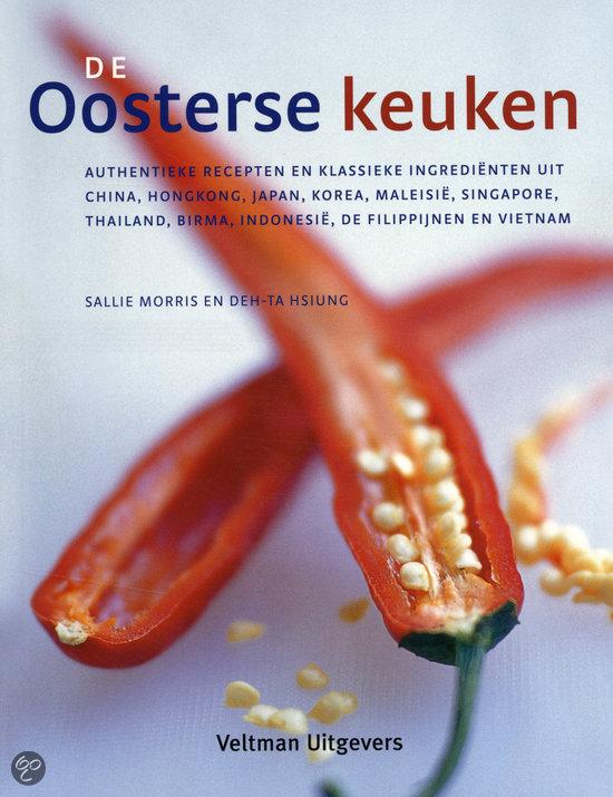 Voorraadkast Keuken Inhoud : bol.com De Oosterse keuken, S. Morris & D. Hsiung 9789059208636