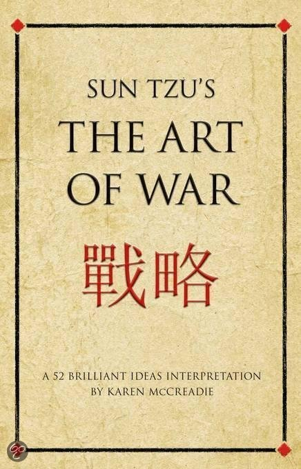 a review of the book the art of war by sun tzu Posted by: daryl worthingtonposted date: march 13, 2015 in: book reviews1  comment sun tzu's 'the art of war' is an unusual book that has been a source  of.