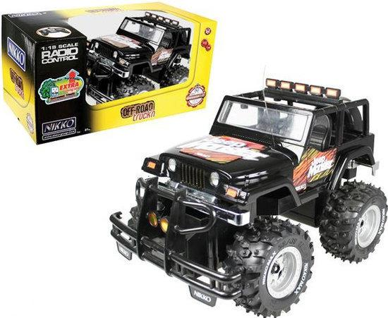 Nikko Jeep Rubicon - RC Auto