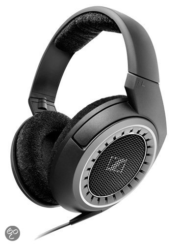 Sennheiser HD 439 - Over-ear koptelefoon - Zwart