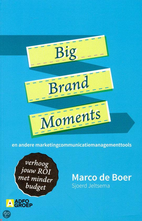 Big brand moments