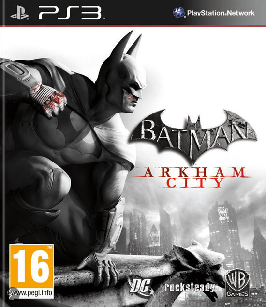 Batman, Arkham City  PS3