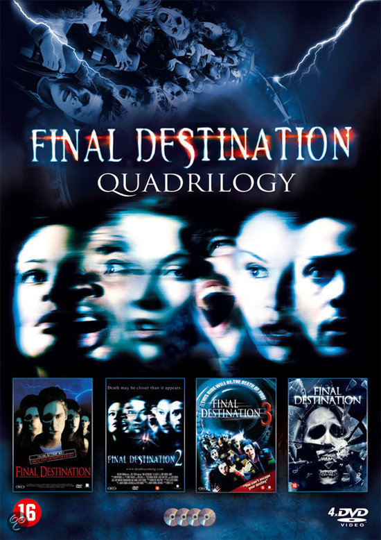 Final Destination Quadrilogy