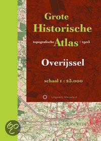 Grote Historische Topografische Atlas / Overijssel
