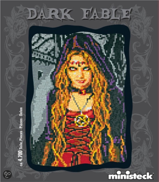 Ministeck Dark Fable