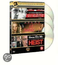 Conspiracy Theory / LA Confidential / Heist (3DVD)