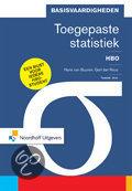 Basisvaardigheden toegepaste statistiek HO