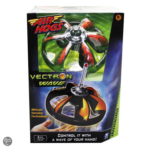 Airhogs Vectron Wave - RC Helicopter
