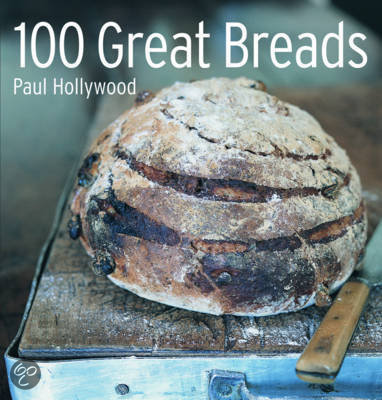 100 great breads-paul hollywood-britain's favour... by paul hollywood B00CS4REP0