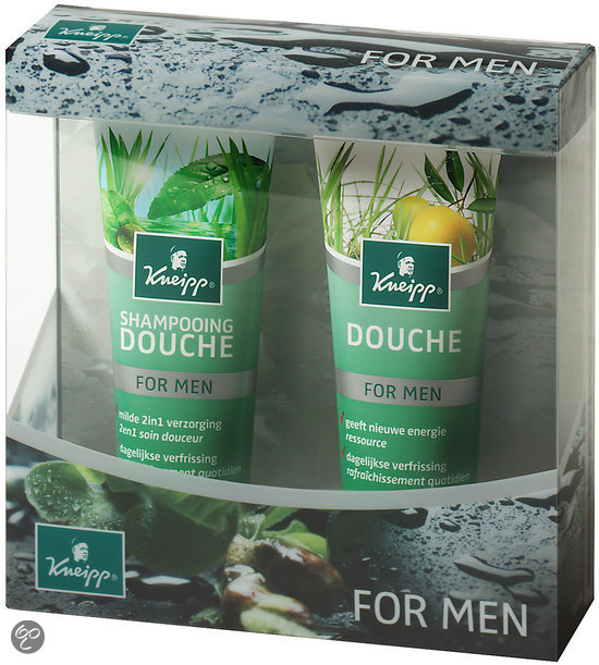 Kneipp Mannen - Geschenkverpakking
