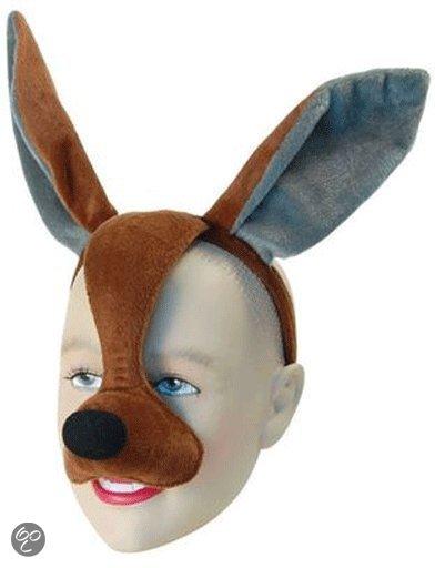 Kangoeroe masker met geluid in Ham