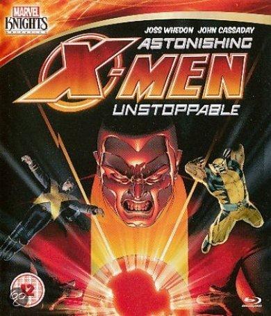 Marvel Knights - Astonishing X-Men Unstoppable