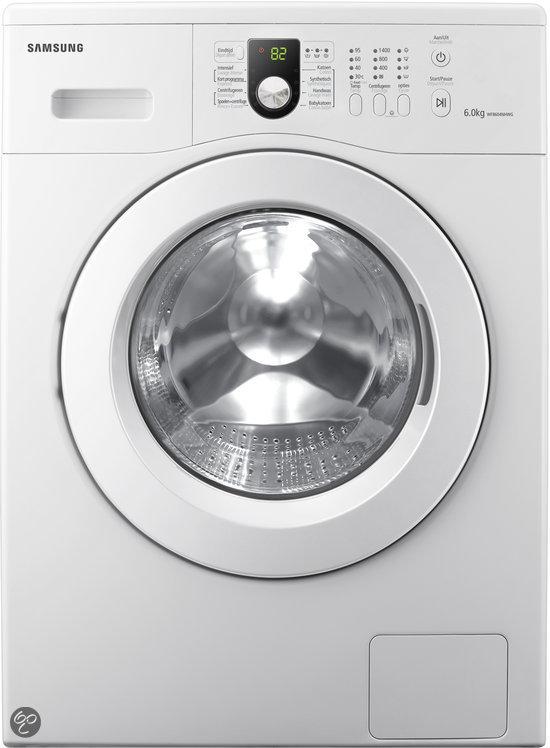 Samsung Wasmachine WF 8604 NHWG