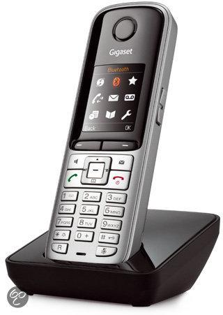 Gigaset S810H - Losse handset - Grijs