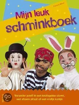 Mijn leuk schminkboek