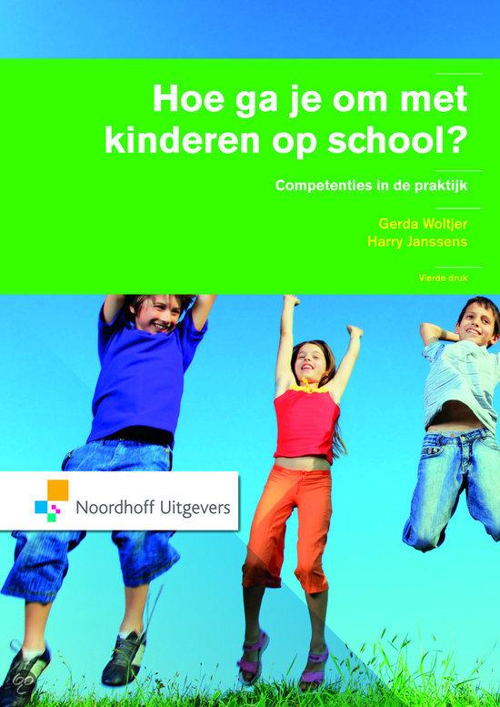 Hoe ga je om met kinderen op school?