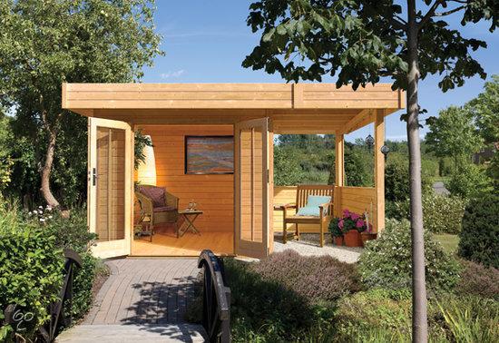 karibu blokhut karibu blokhut multi cube 244 x 304. Black Bedroom Furniture Sets. Home Design Ideas