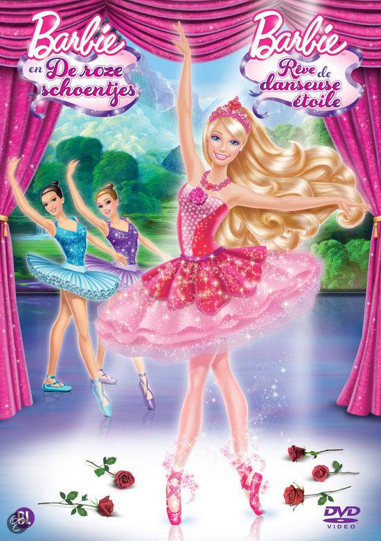 Bol Com Barbie En De Roze Schoentjes Animation Dvd