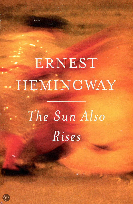 """a review of the story of the sun also rises Dive deep into ernest hemingway's the sun also rises with  research and report on the history  """"the sun also rises: sixty years later"""" sewanee review 94."""
