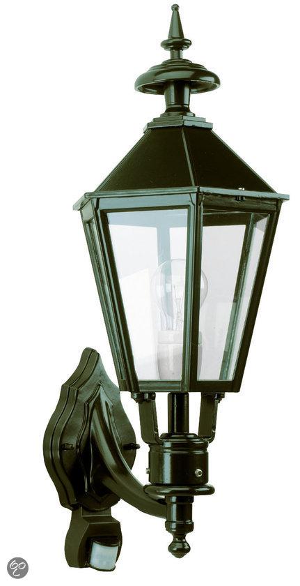 Ks verlichting wandlamp bolton sensor tuin for Bol com verlichting