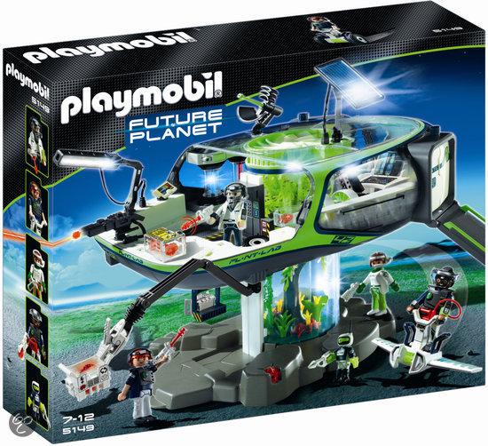 Playmobil E-rangers Ruimtebasis - 5149