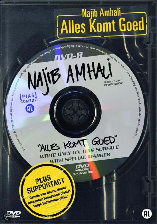 Najib Amhali - Alles Komt Goed