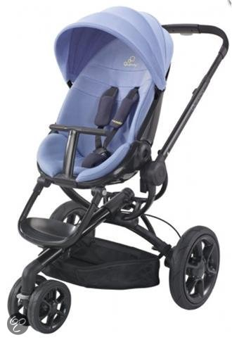 Quinny Moodd - Kinderwagen - Purple Power