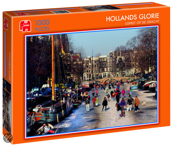 Hollands Glorie - IJspret Op De Gracht
