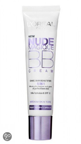 L'Oréal Paris Nude Magique BB Cream - Medium - Foundation