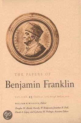 bol.com | The Papers of Benjamin Franklin, Benjamin Franklin & Leonard ...