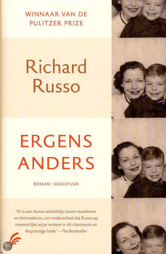 Ergens anders