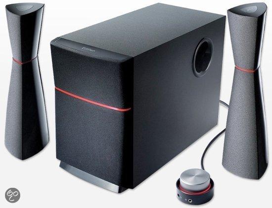Edifier EF-M3200 - 2.1 Speakerset - Zwart