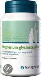 Metagenics Magnesium Glycinate Plus - 90 Tabletten - Mineralen Testosteron