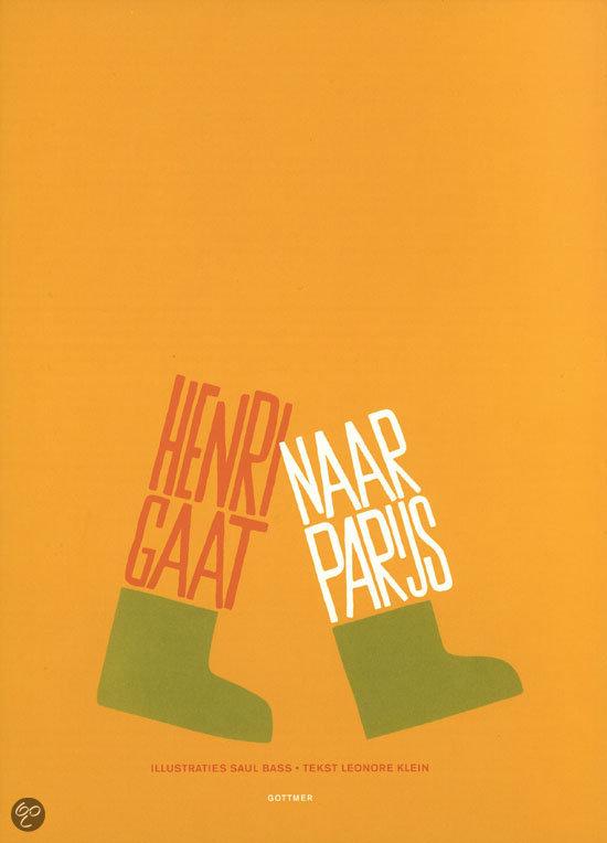 Henri gaat naar Parijs