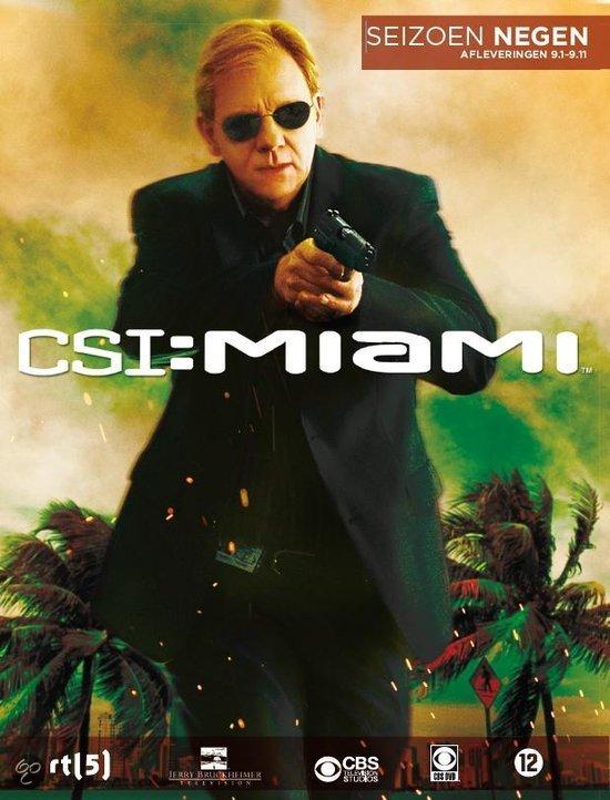 CSI: Miami - Seizoen 9 (Deel 1)