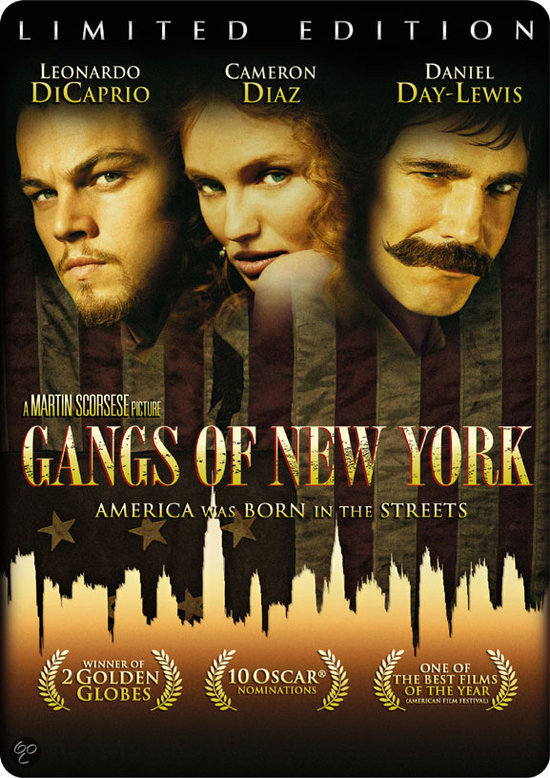 Gangs Of New York (Metal Case) (L.E.)