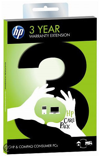 HP 3Y PICKUP&RTN CONSUMER PC SVC IN