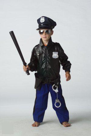 Politiepak jongen Maat 98