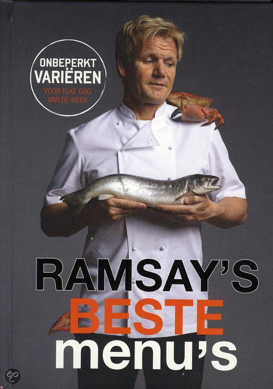 Ramsay's beste menu's