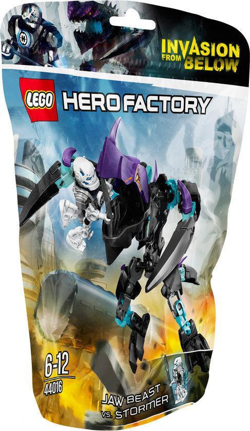 [Produits] Images finales et histoire des Hero Factory 2014 dévoilées 9200000021797662