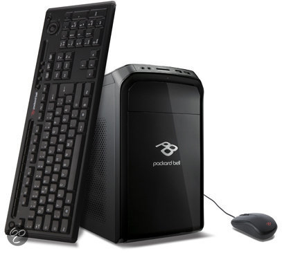 Packard Bell iMedia I6603 - Desktop