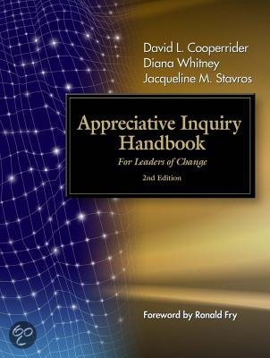 The Appreciative Inquiry Handbook
