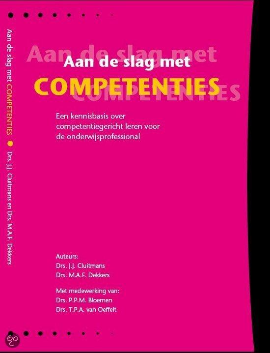 Aan de slag met competenties / druk ND