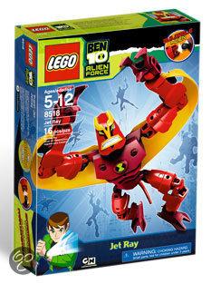 Bol com lego jetstraal 8518 lego speelgoed
