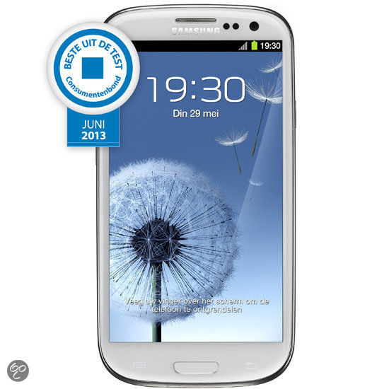 Samsung Galaxy S3 - Wit