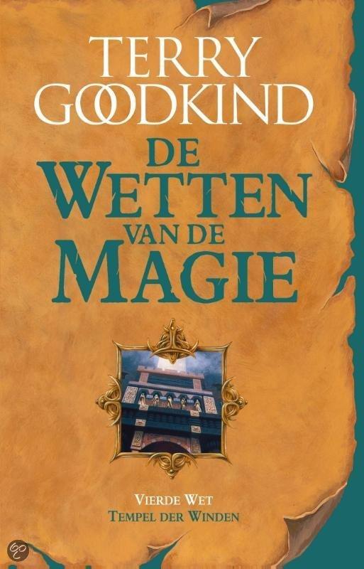 De Wetten van de Magie - vierde wet: Tempel der Winden