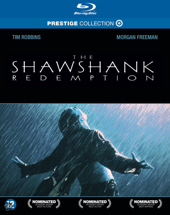 Shawshank Redemption, The (Blu-ray+Dvd Combopack)